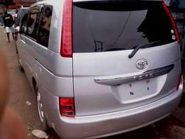 Clean Toyota ISIS 2008 Model now on Offer