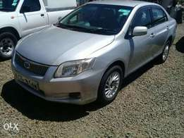 Very Clean Toyota Axio KCG for Sale
