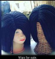 Hair wig with frontal