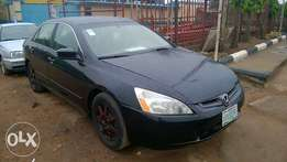 Super Clean Registered Honda Accord 05 EOD V6