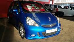 2008 Honda Jazz 1.5i EX, manual, 127 000km for R89 990.00
