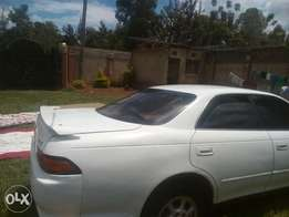 Toyota mark2.accident free.2000 cc.at avery reduced price.quick sale