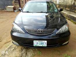 Nigeria used for 8months, Toyota camry 2005