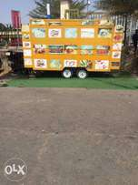 Brand New Empty Fast Food Imported Mobile Truck