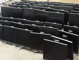 """Alot of 17"""" and 19"""" flat monitors and Core2Duo SFF towers to clear"""