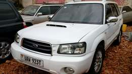 Forester X20 Turbo
