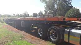 2008 Motor Trail Superlink Trailer for sale