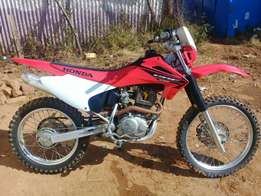Honda crf230f for sale
