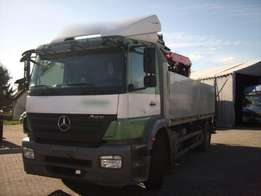 Mercedes-Benz Axor 2010 TIPPER 3226