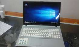 I am Selling Proline Dua Core laptop W763S Model 15.6 Inch in a perfec