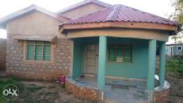 Furnished house in Diani.