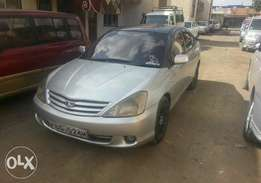 Quick sale! Toyota Allion KBQ available at 600k asking price!