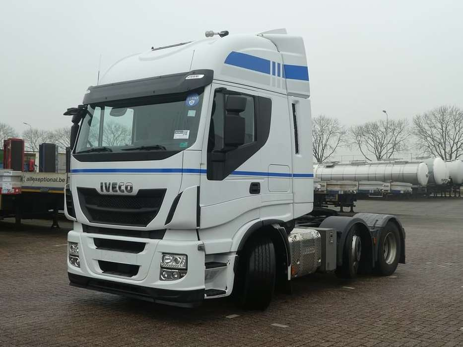 Iveco AS440S46 STRALIS hi-way 6x2 euro 6 - 2014