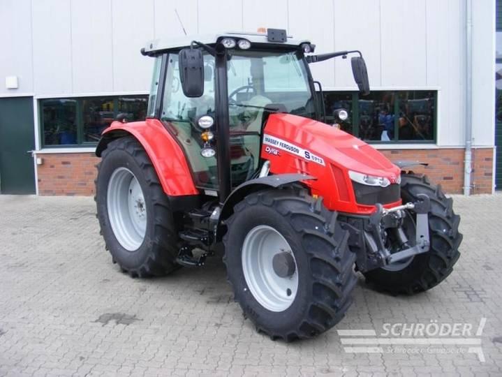 Massey Ferguson 5713 efficient dyna-4 s - 2018