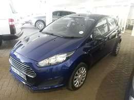 2015 Ford Fiesta 1.0 Ecoboost Ambiente A/T – DW48ZB