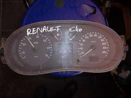 Renault Clio cluster for sale