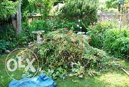 Gardening /Rubble,Refuse & Junk Removal service.Quality guranteed