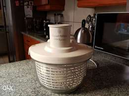 Electric Russell hobs salad spinner