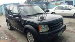Land Rover LR3 HSE neatly used in Port Harcourt