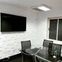 3D Wallpanel&Window Blinds