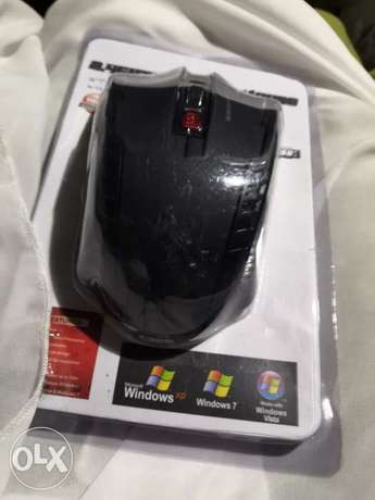 Affordable Gaming Wireless Mouse