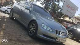 Toyota markx 2008 model