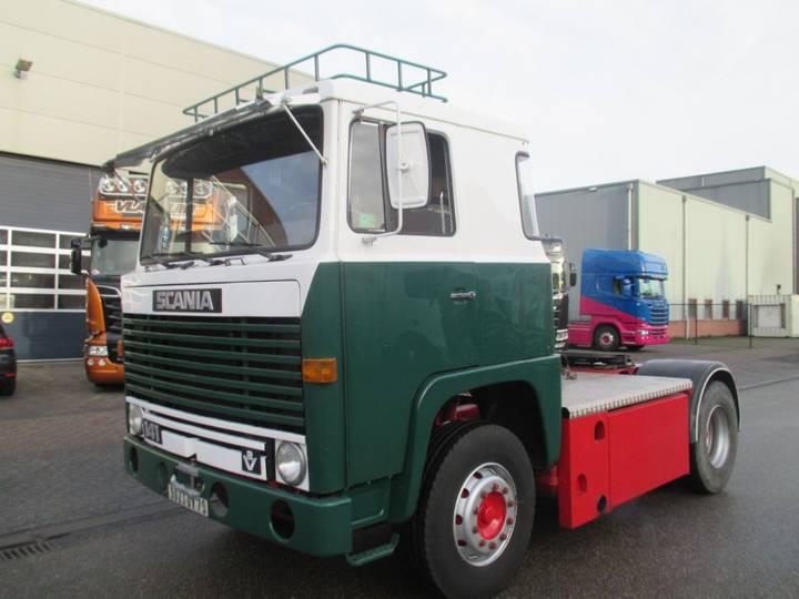Scania 141 4x2 V8 - 1979