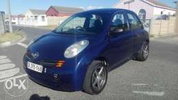selling my micra 2005 model 1.4 litre
