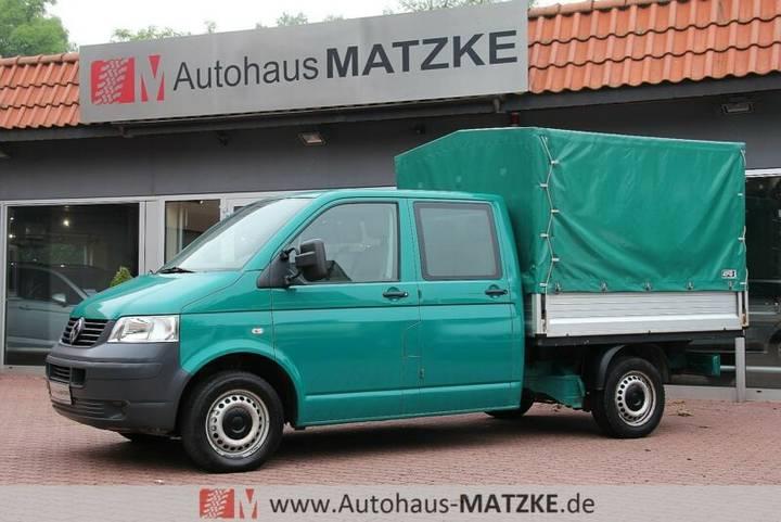 Volkswagen T5 Pritsche Doka 4Motion AHK Standheiz - 2008
