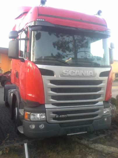 Scania R 450  Euro 6     Ad-blue - 2014