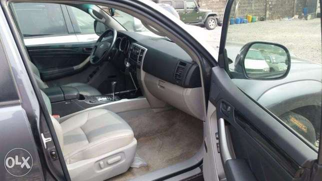 Toyota 4Runner, 2007, Leather Seat. LIMITED. Very OK To Buy From GMI. Lagos - image 3