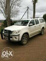 2008 Toyota Hilux Double Cab