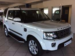 2015 Land Rover Discovery4 3.0 TD/SD V6 SE Only 52000kms FSH