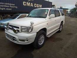 Toyota Hilux Surf very clean