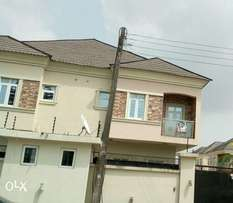 4 Bedroom Detached Duplex with BQ, Agungi, Lekki