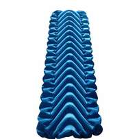 Inflatable Lightweight Sleeping Air Pad - For Camping, Hiking, Fishing