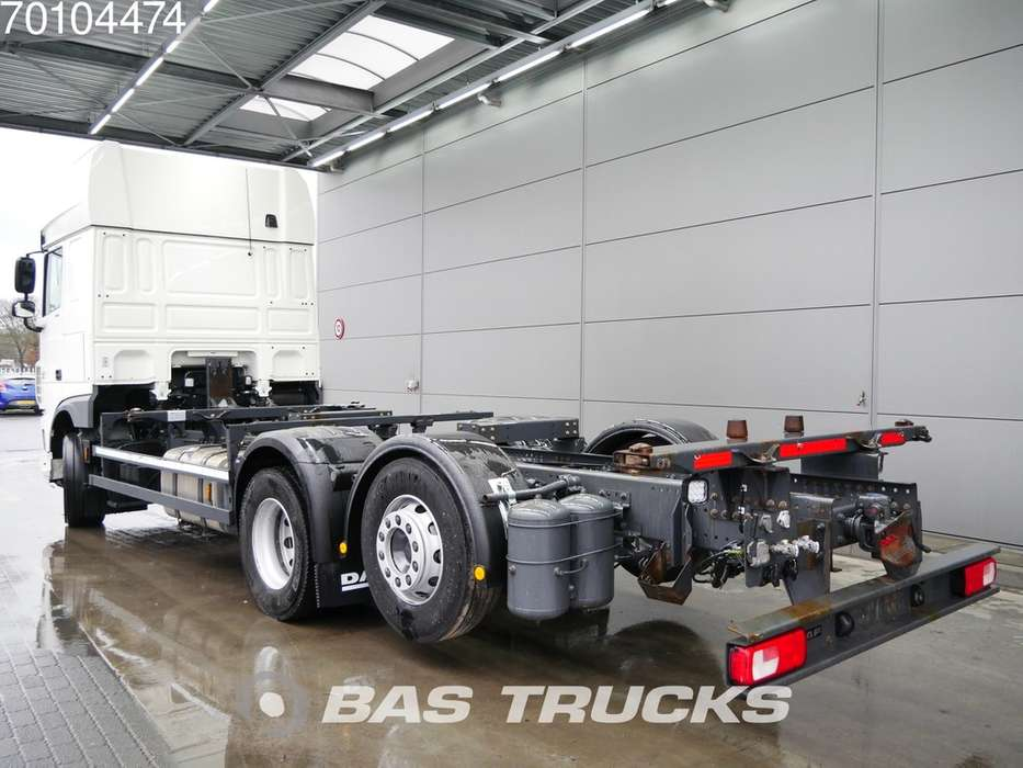 DAF XF 460 SSC 6X2 Intarder Liftachse Euro 6 - 2015 - image 2