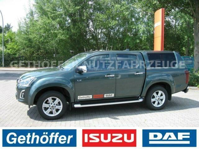 Isuzu D Max Double Cab Premi.+ AT Euro 6 Zugl.3,5 t - 2019