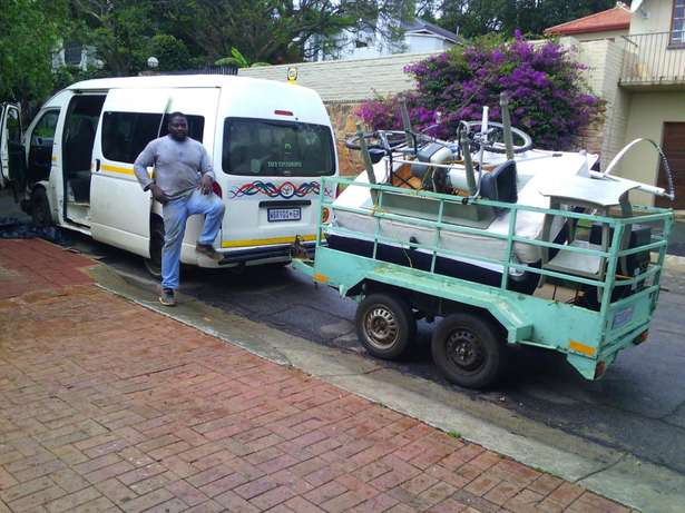 Bakkie and quantum hire all over south Africa and across the country Auckland Park - image 3