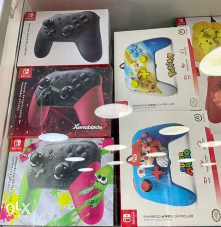 Sale Offer on Nintendo Switch Pro Controllers!