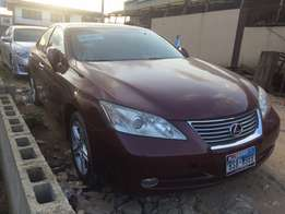 2008 Model ES350 Lexus REV Camera Tokunbo