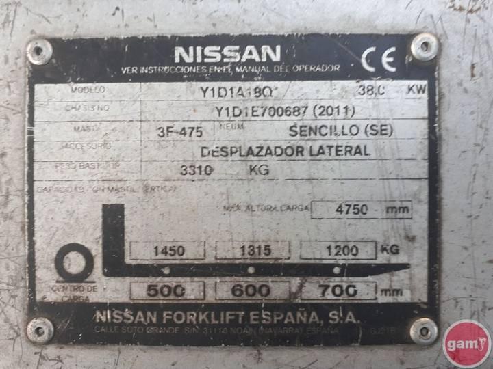 Nissan Y1D14180 - 2011 - image 9