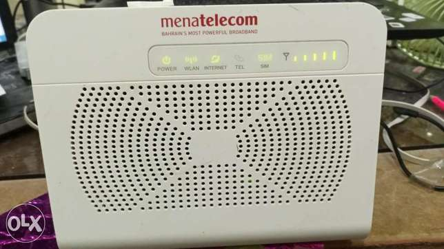 Huawei 5318-42 4G+ 220Mbps Dual WIFI Band 2.4GHz 5GHz Router