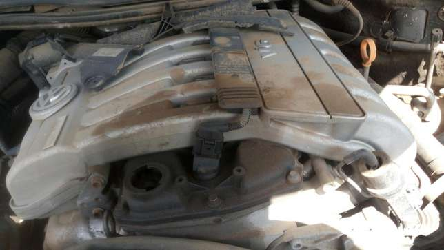 Volkswagen Touareg , kCB with damaged front part Industrial Area - image 4