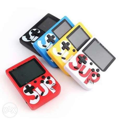 SUP 400 in 1 Games Retro Game Console Handheld Game PAD