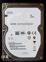 200GB Hard Disk (SATA)