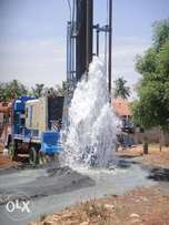 Borehole Drilling.