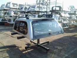 GC Galaxy BT50 2007 Silver dc Canopy For Sale