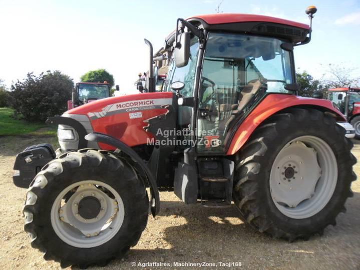 McCormick CX100 XTRASHIFT - 2012 - image 2