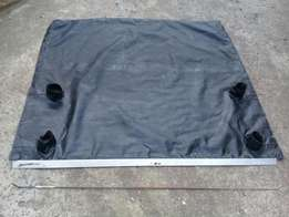 Isuzu go big double cab tonneau cover